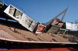 Anaheim Stadium 1994